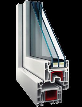 Пластиковые окна Exprof Experta Сургут