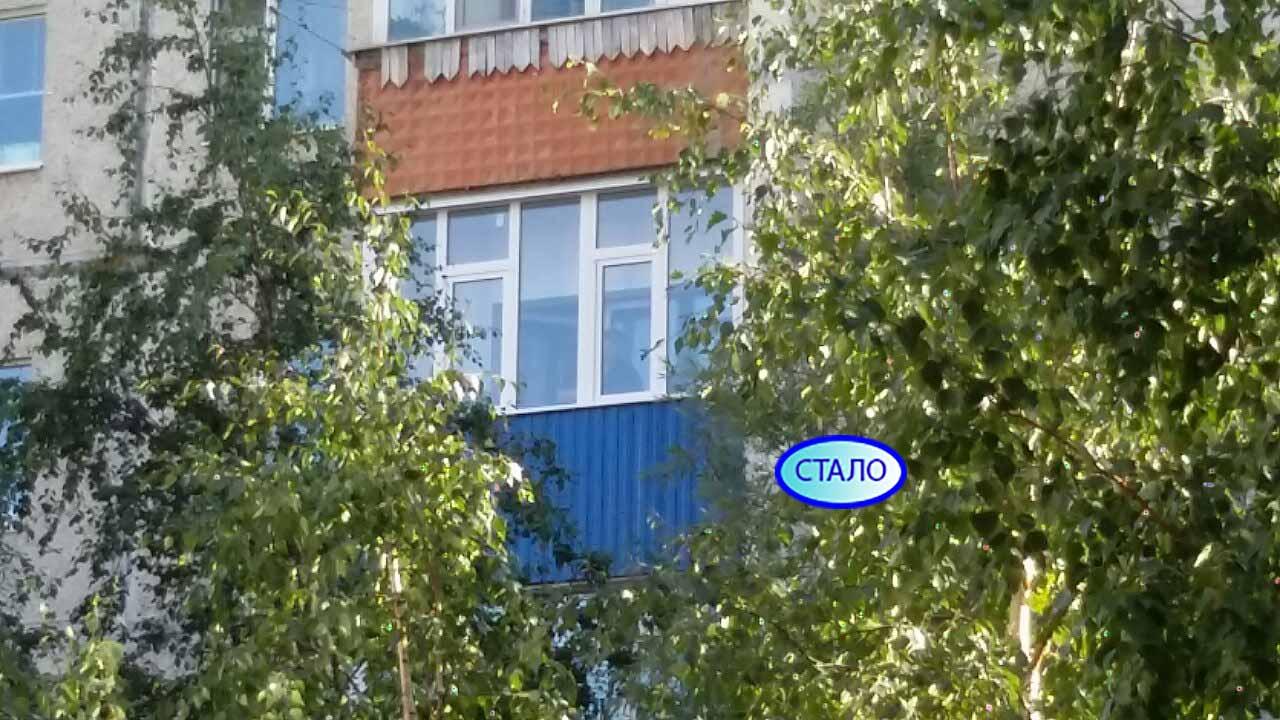 Остекление балконов Лермонтова 3 После 1