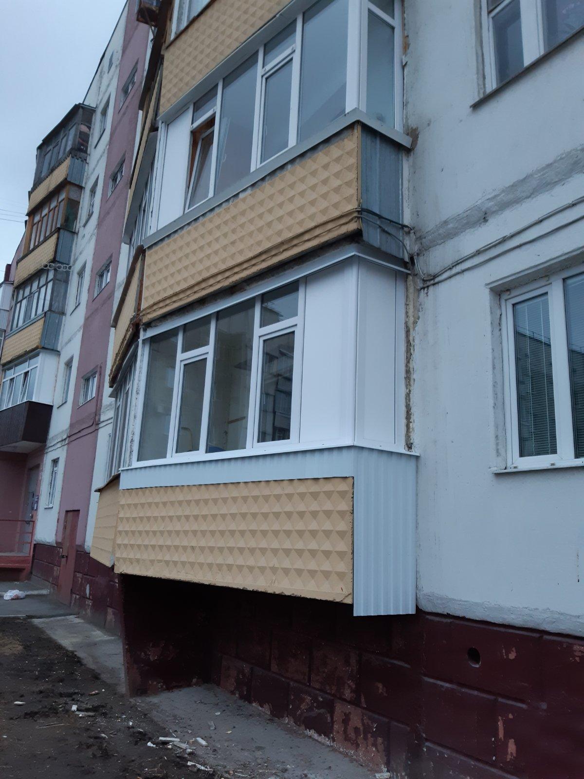 ул. Мелик Карамова 74 Установка пластиковых окон Фото 2