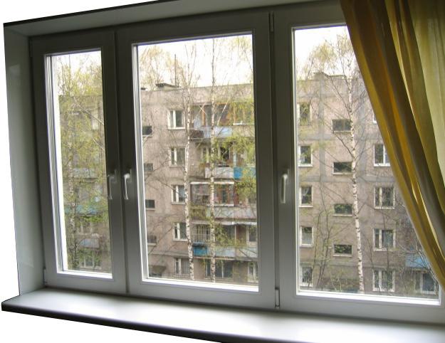 Ремонт пластиковых окон в Сургуте 1