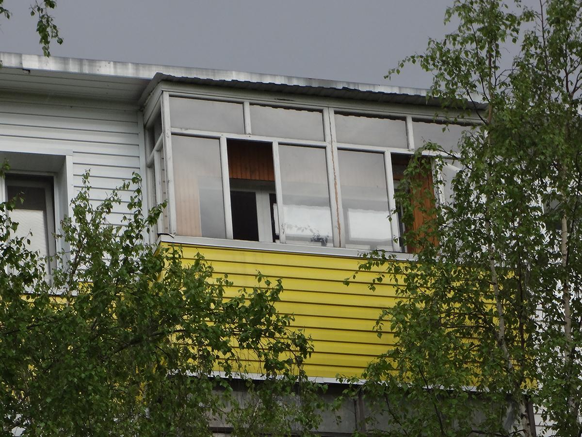 Пластиковые окна Сургут ул. Майская 5 1