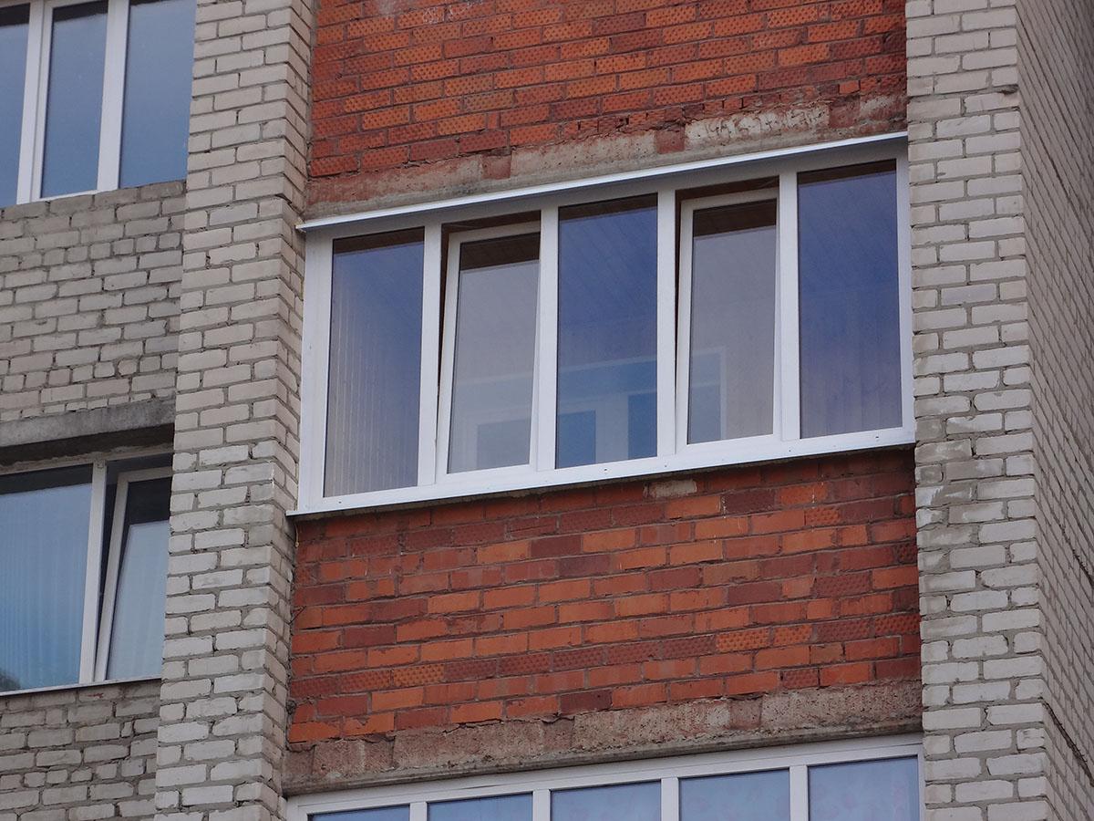 Пластиковые окна Сургут ул. Мунарева 4 3