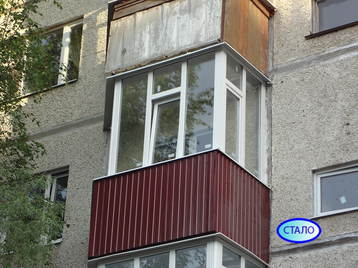 Пластиковые окна Сургут ул. Лермонтова 4 2