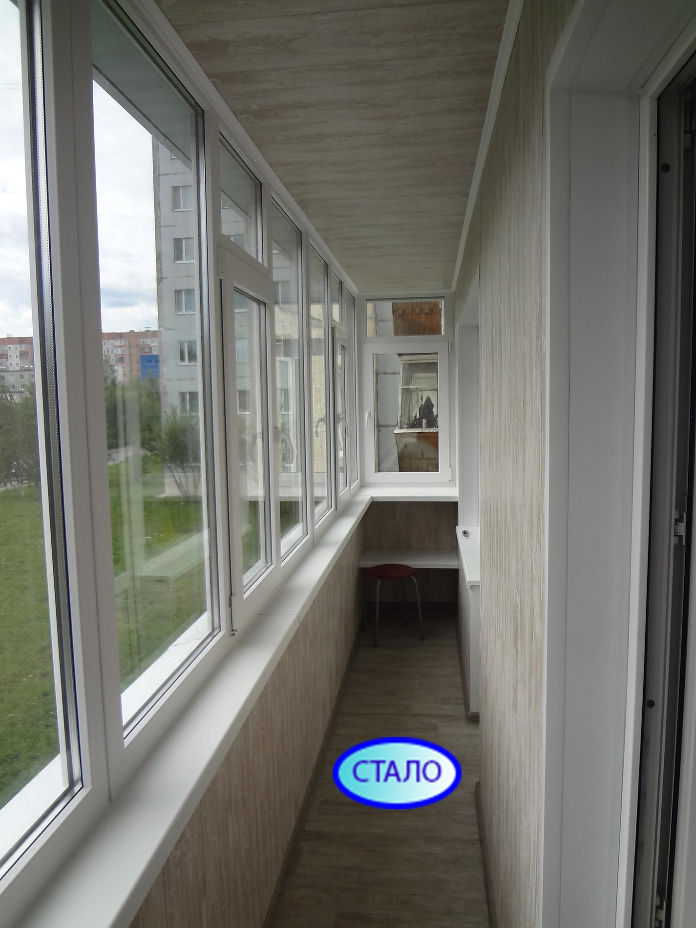 Пластиковые окна Сургут Первопроходцев 11 Наталья Стало 3
