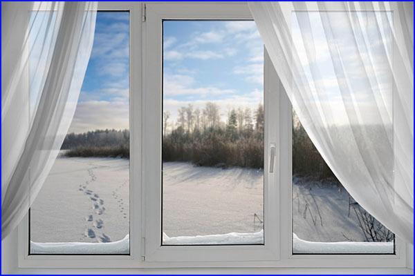 Пластиковые окна не держат тепло Сургут 4