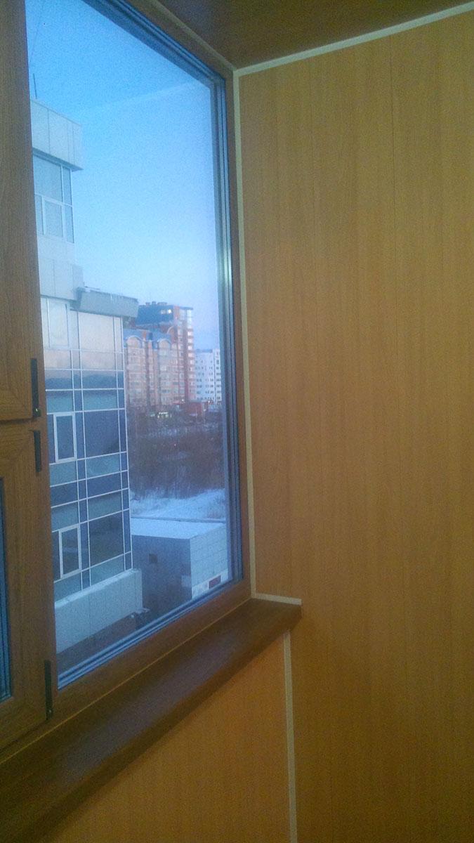 Пластиковые окна Сургут Пролетарский 4/2 Таиса Павловна Фото 5