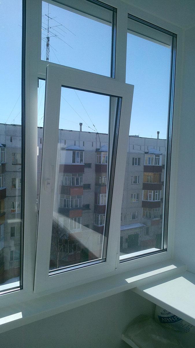 Пластиковые окна Сургут бульвар Писателей 15 Марина Николаевна Фото 2