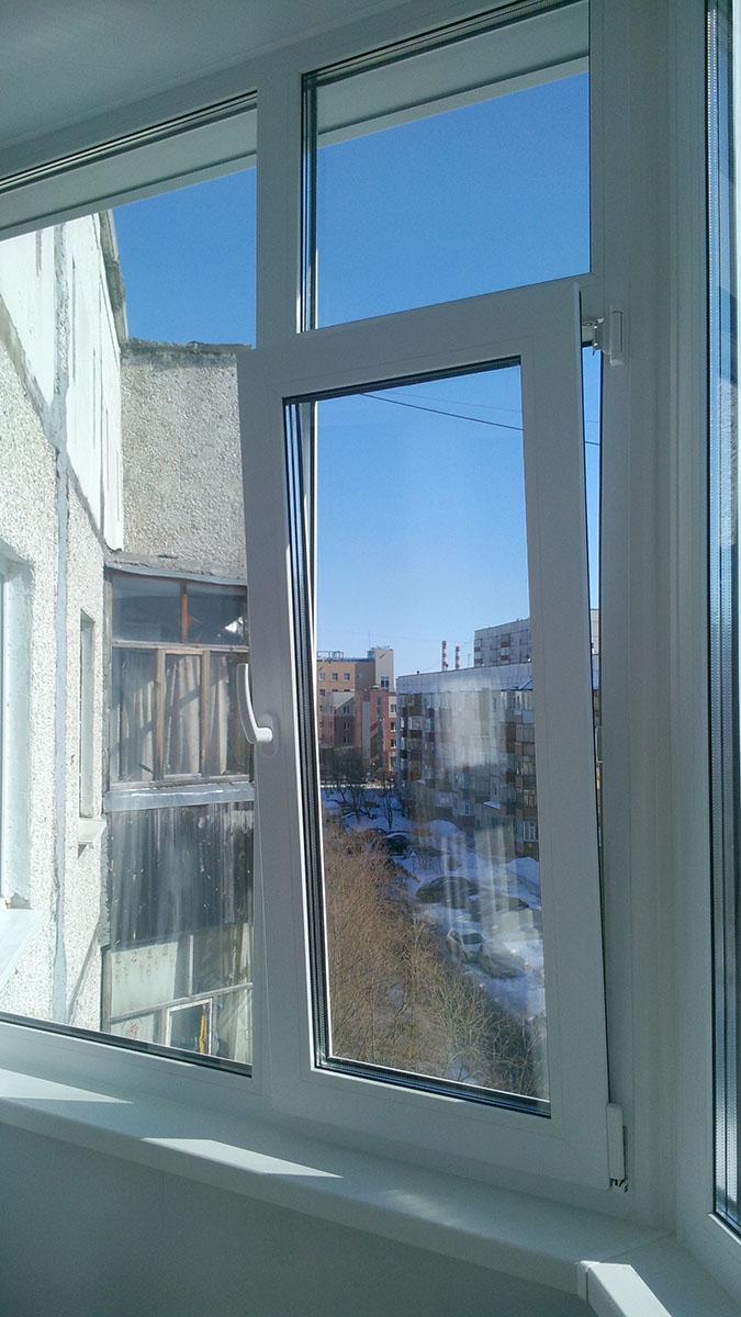 Пластиковые окна Сургут бульвар Писателей 15 Марина Николаевна Фото 1