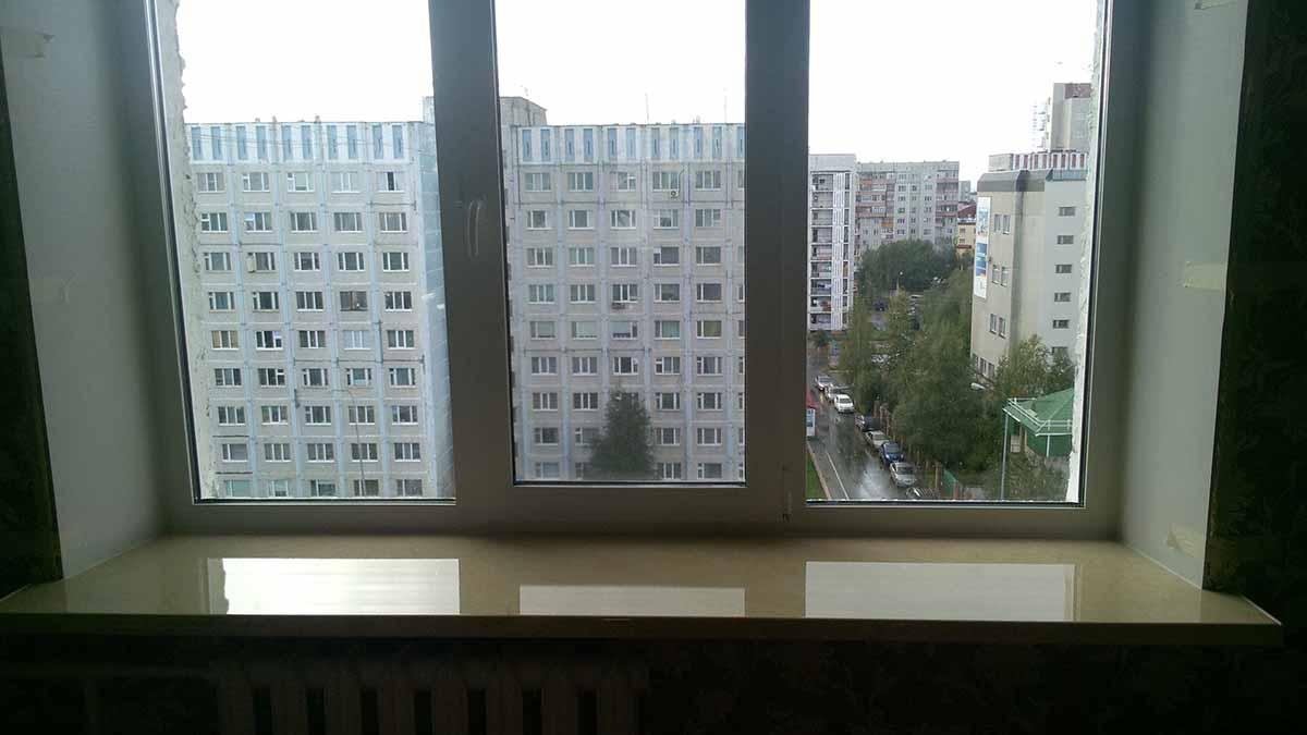 Пластиковые окна Сургут Магистральная 34 Зульфия Албертовна Фото 1