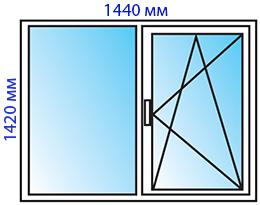 Окно 1-8