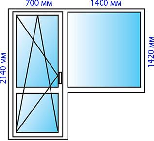 Окно 3-3-1