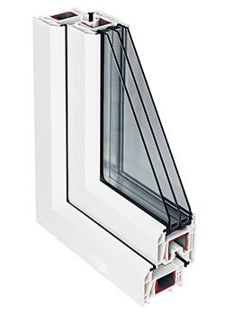 Пластиковые окна Rehau Grazio Сургут