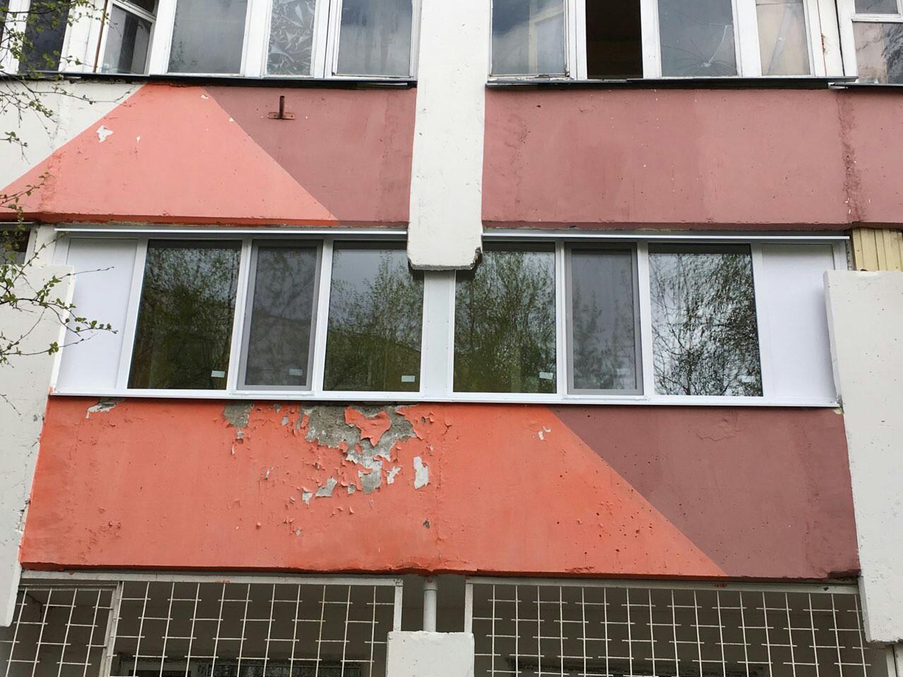 Пластиковые окна Сургут ул. Студенческая 14