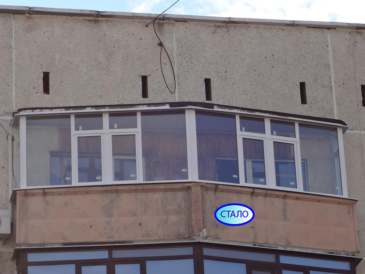 Пластиковые окна Сургут ул. Декабристов 6 После установки
