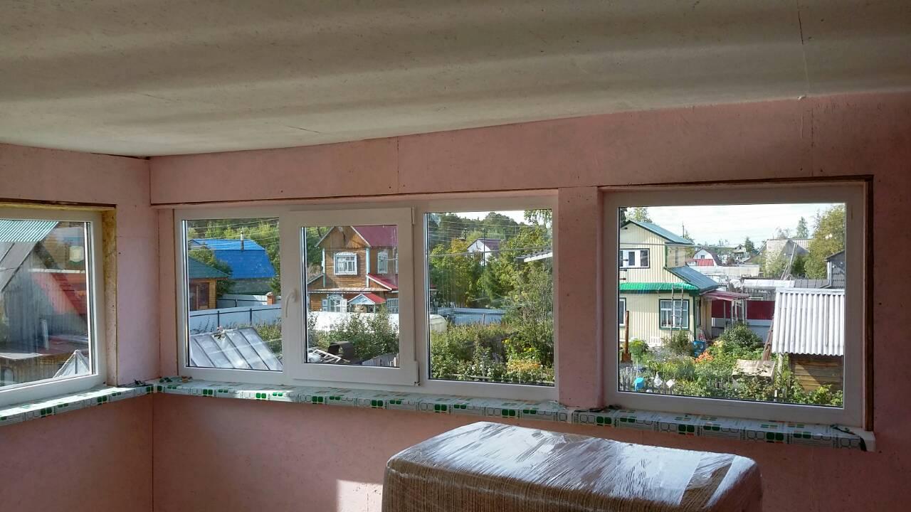 Пластиковые окна Сургут Геологоразведчиков Фото 3
