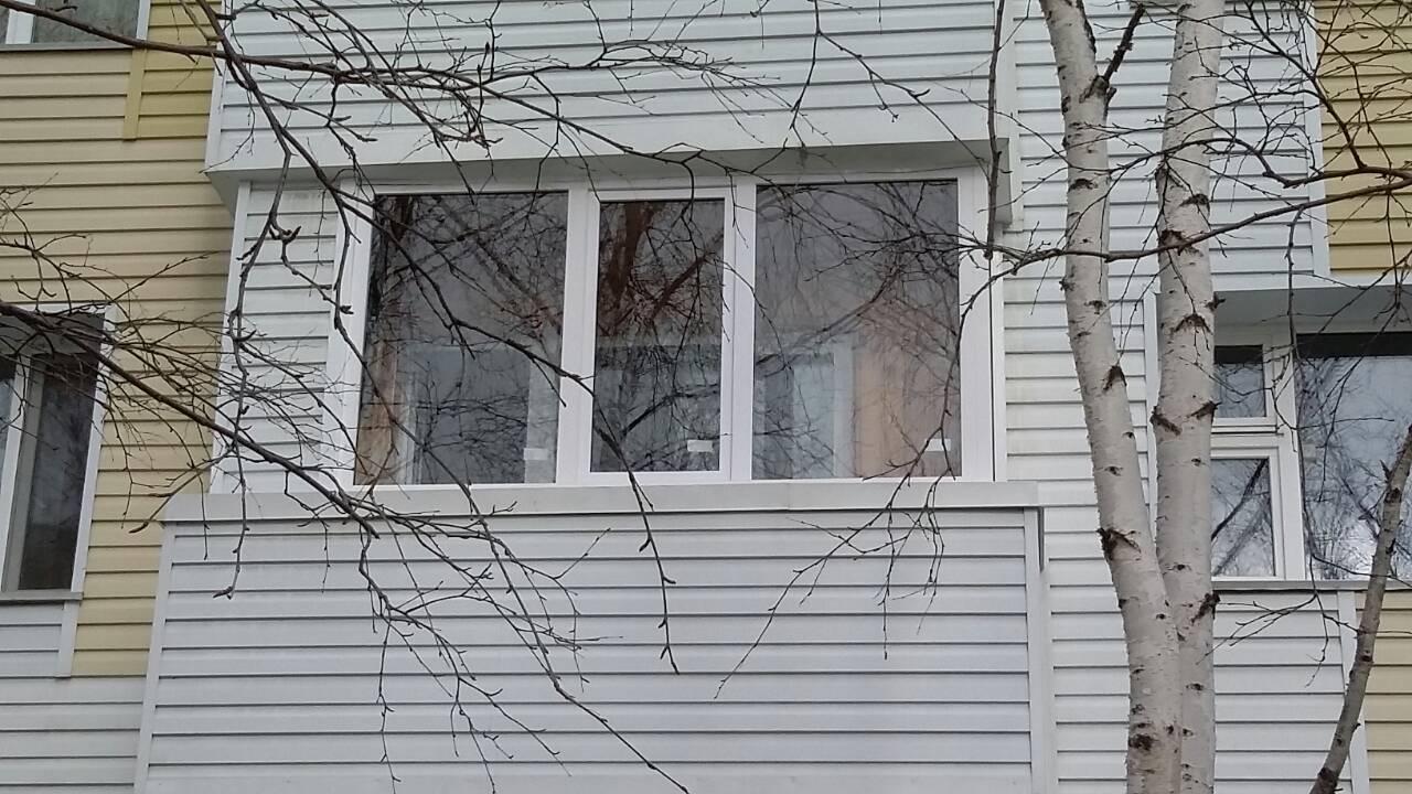 Пластиковые окна Сургут ул. Республики, дом 70 Новые окна