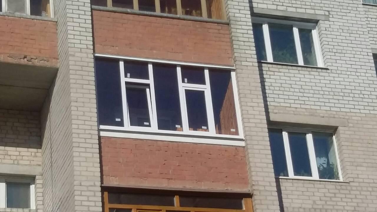 Пластиковые окна Сургут Проезд Мунарева д. 4 Новые окна