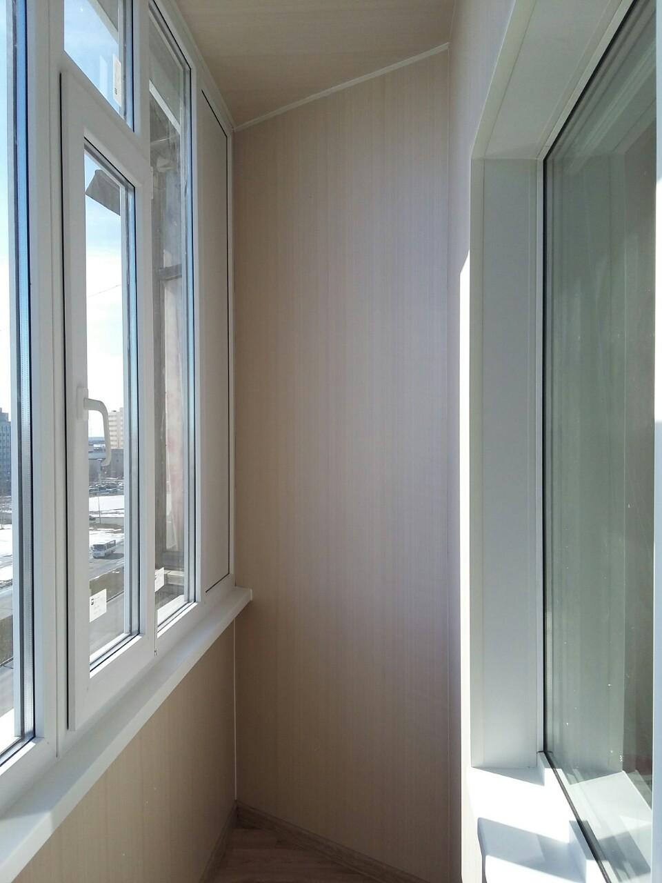 Пластиковые окна Сургут ул. Мира дом 7 Новые окна Фото 1